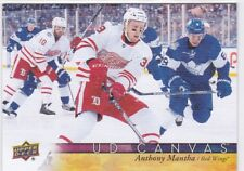 ANTHONY mantha 2017-18 UPPER DECK hockey sobre hielo, UD Canvas,