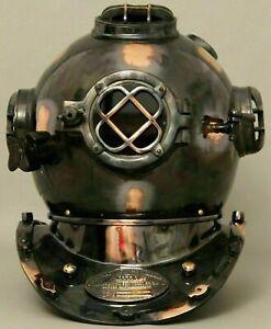 Nautical Antique Mark V Deep sea Marine Diverse Helmet - Gift diving helmets