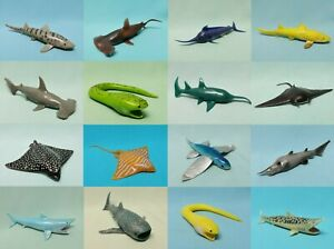 DeAgostini Sharks & Co. Maxxi Edition Serie 2 aussuchen aus alle Figuren Haie