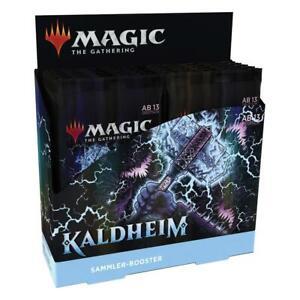 Kaldheim - Collector Booster Display (deutsch)