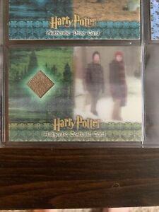 Harry Potter Prop Card: Hermione Costume Prisoner of Azkaban