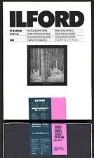 Carta fotografica bianco e nero Ilford 18x24 Multigrade IV RC De Lux lucida 100f