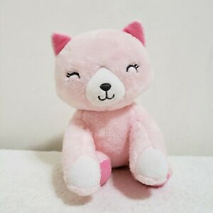 """Carters Just One You Pink Plush Wind Up Musical Kitten Cat """"You Are My Sunshine"""""""