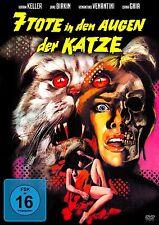 7 Sieben Tote in den Augen der Katze / Antonio Margheriti / Filmjuwelen/Dynasty