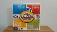 Cranium 3-IN-1 Board Game - Made By Hasbro -  2011 - New & Sealed