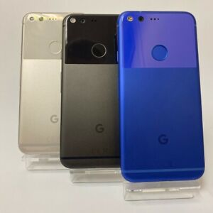 GOOGLE PIXEL 32GB / 128GB - UNLOCKED - Quite Black / Very Silver - Smartphone