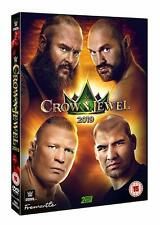 WWE Crown Jewel 2019 [2x DVD] *NEU* DEUTSCH Deutscher Kommentar