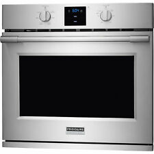 "Frigidaire Professional 30"" Stainless Steel Single Electric Wall Oven Fpew"