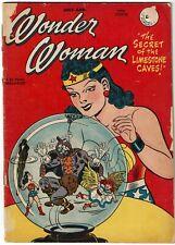 Wonder Woman #30 July/August 1948 - Golden Age