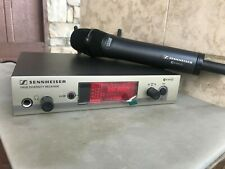 Sennheiser Ew300G3 Em/Skm 300G3 Receiver/Handheld Wireless Mic. System.