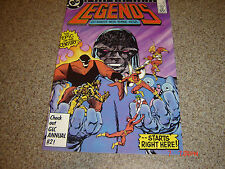 LEGENDS #1 FIRST AMANDA WALLER SUICIDE SQUAD