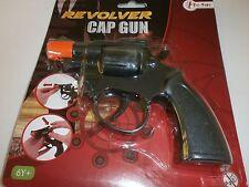 Spielzeug Pistole Revolver für Ringmunition 8er Ringe N 192