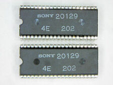 "CX20129  ""Original"" SONY   42P DIP IC  2 pcs"