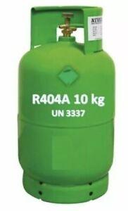 R404a Refrigerant Gas Refil Cylinder Air Conditioning 10KG - Virgin 💯