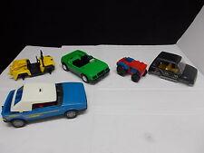 Diverse Playmobil Autos/Autoteile plus 1 Lego Traktor