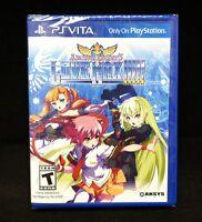 Arcana Heart 3: Love Max!!!!!  (PlayStation Vita, 2014) BRAND NEW / Region Free