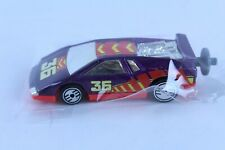 HOT WHEELS CAP BLASTER W/ ULTRA HOTS FROM LARRY WOOD COLLECTION