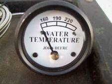 NOS John Deere 2-Cylinder , Replacement Water Temperature Gauge ; Free Shipping