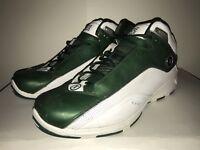 RARE Converse Dwayne  D Wade 1.3 Basketball Shoes Black Sz 18 2006