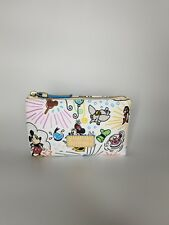 Nwt Disney Dooney & Bourke Sketch Cosmetic Case