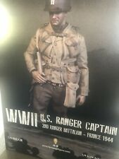 In Stock Ready 1/6 New Facepool Ranger 1944 Captain Miller No Hot Toys  USA