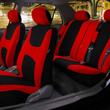 Breathable 3D Air Mesh Fabric Auto Seat Covers Car Truck Suv (Fits: Seat)