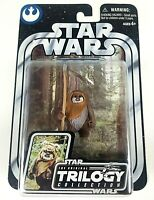 Star Wars Wicket Ewok Return Of The Jedi Trilogy Collection Action Figure #17