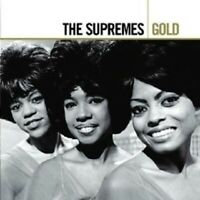 "THE SUPREMES ""GOLD"" 2 CD NEW"