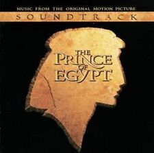 The Prince Of Egypt - Various (NEW CD)