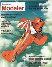 AMERICAN MODELER Magazine September 1962 Wahlfisch Roland C-II: C/L Scale