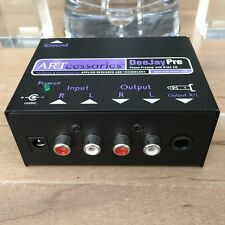 ART DeeJay Pre Phono Preamp with RIAA EQ for Turntables (used for only 6 months)