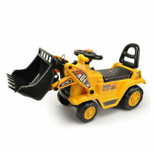 Kids Ride On Construction Bulldozer Push Car Ride On Truck Construction Play Toy