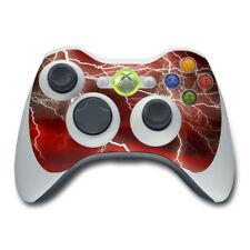 Xbox 360 Controller Skin - Apocalypse Red - Vinyl Decal DecalGirl Sticker