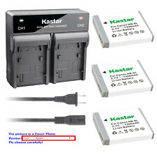 Kastar Battery Rapid Charger for Canon NB-6L 6LH CB2LY Canon PowerShot SX260 HS