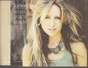 Lucie Silvas What You're Made Of ... Cd Promo