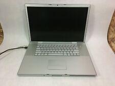 """Apple MacBook Pro 2006 A1151 17"""" Intel C2D 2.16GHz 2GB RAM -PARTS/REPAIR -RR"""