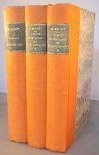 RIVALITE DE FRANCOIS I ET DE CHARLES-QUINT T1&2 + MEMOIRES HISTORIQUES / MIGNET