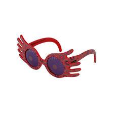Luna Lovegood Spectra Specs Harry Potter Glasses Adult Halloween  Accessory