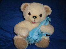 """Snuggle Bear 2000 Plush Toy Connection 10"""""""