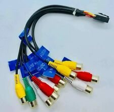 XTRONS Car Stereo 14 Pin RCA Replacement Cable