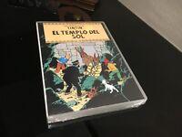 Le Avventure De Tintin DVD Il Tempio Del Sole Sigillata Nuovo