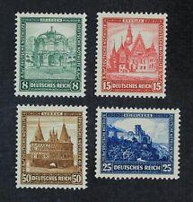 CKStamps: Germany Stamps Collection Scott#B38-B41 Mint H OG