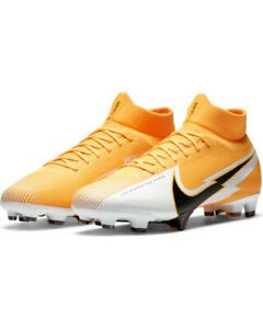 Nike Scarpe Calcio Football Mercurial Superfly 7 Pro FG UOMO Giallo 2020 21