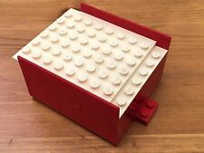 LEGO x146c02 @ Boat Hull Smooth Middle 8 x 6, Deck White - 31 32 310 311 312