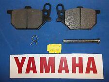 27-404 Emgo Yamaha Front Brake Pad Tapered XS750 81-83 XS850 80-81 1100 61