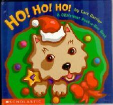 Norwich Terrier Christmas Children's Book: Ho Ho Ho