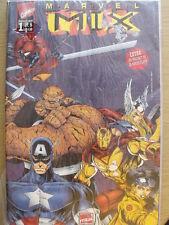 MARVEL MIX n°1 1996  Marvel Italia  [SP18]