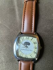 The Buttonwood Club Watch-Genuine Leather