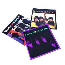 Beatles Memorabilia: 50th Anniversary Replica Concert Tour Programs 1964 65 66