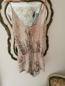 Pure Silk Baby doll Size M